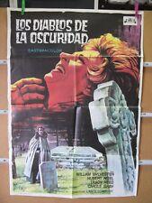 246       LOS DIABLOS DE LA OSCURIDAD TERROR