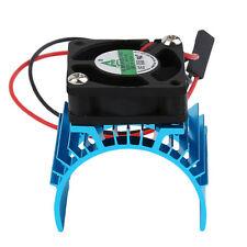 Durable Motor Heatsink And Fan Cooling Aluminum Electric Engine RC HSP Model FK
