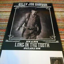 Billy Joe Shaver Long In the Tooth  Promo Poster