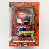 Marvel Hot Toys Lounging Deadpool Cosbaby ( IN STOCK )