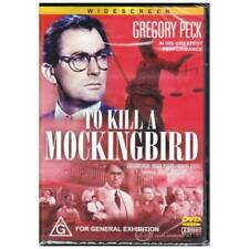 to Kill a Mockingbird DVD Top 250 Movies Gregory Peck R0
