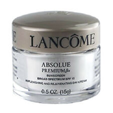 NEW Lancome Absolue Premium Bx Day Cream Suncreen SPF15, 0.5 oz. GWP