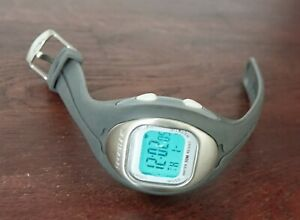 SPORTLINE Women's Solo 915 Strapless Heart Rate Monitor Calorie Burn count,gray