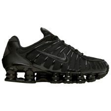 Nike Shox TL (Size 8-11.5) Black Running/Workout Athletic Shoe NEW