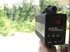 POLICE RADAR LASER LIDAR  LASER TECHNOLOGY LTI MARKSMAN 90 DAY WARRANTY