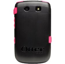 Otterbox BlackBerry Torch Commuter-Series Case -Black Pink-