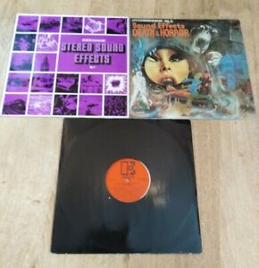 3 Sound Effects Records - BBC Sound Effects