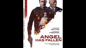 Angel Has Fallen (Blu-ray, 2019,2 Discs)