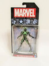 Marvel Infinite Series Big Time Spider-Man 3.75 inch Action Figure Hasbro
