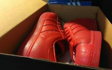 Adidas Superstar Shelltoe Adicolor shoes mens new S80327 red men's 12