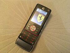 MOTOROLA RIZR Z8 FERRARI LIMITED EDITION RARE MOBILE PHONE