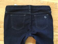 Guess jeans sz 29 Eva skinny dark blue Excellent condition