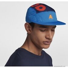 Unisex Nike 2018 ACG AW84 Adjustable Hat 100% Authentic AO2104-439 Blue New