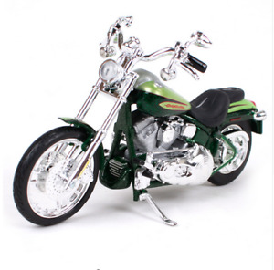 Maisto 1:18 Harley Davidson 2004 FXSTDSE Bike CVO Motorcycle Model NEW IN BOX