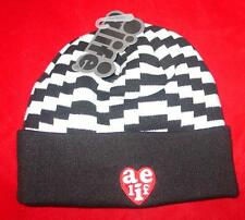 New Licensed ALIFE NYC Heart Cuffed Beanie Hat Last Ones! MSP $39  CR