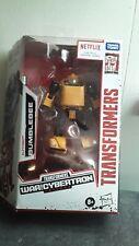 Hasbro Transformers War for Cybertron Bumblebee Action Figure Netflix