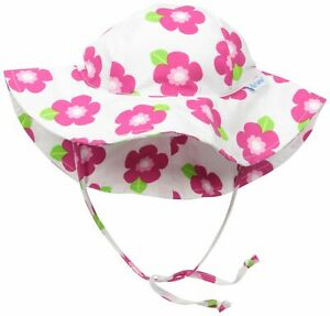 i play. by green sprouts Baby & Toddler Brim Sun Protection Hat | All-day UPF