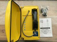 GAI Tronics Outdoor Phone SIP Weatherproof VOIP 6 Button Telephone TITAN SC soft