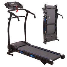 1500W Folding Electric Treadmill W/LCD Display Motorized Running Machine Black