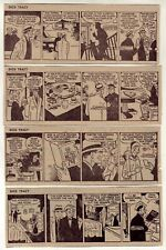 Dick Tracy by Chester Gould - 26 daily comic strips - Complete November 1961
