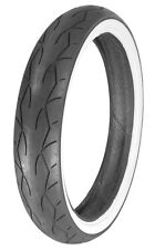 "VEE RUBBER 21"" WHITE WALL FRONT TIRE 120/70-21 HARLEY SOFTAIL HERITAGE DELUXE"