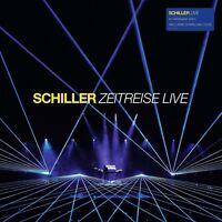 SCHILLER - ZEITREISE-LIVE (LIMITED VINYL INKL.MP3 CODES)  2 VINYL LP NEW+