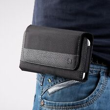Cell Phone Pouch Clip Belt Carrying Bag Heavy Duty Holder Holster iPhone Samsung