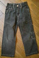 Pantalones vaquero Negro CATIMINI 8 años