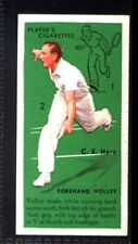 Player's Tennis 1936 - Forehand Volley C. E. Hare No. 30
