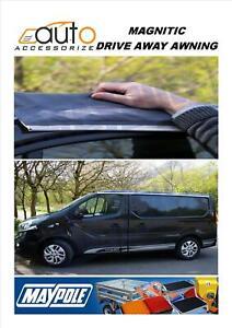 Maypole Van Magnetic Drive Away Awning Attachement Kit MP9512