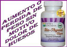 PRODUCTO 100% NATURAL PARA LA ( TIROIDES )(aumento o perdida de peso sin motivo)