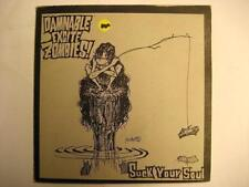 """DAMNABLE EXCITE ZOMBIES """"SUCK YOUR SOUL"""" - 7"""" SINGLE"""