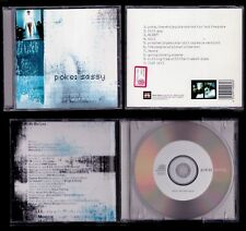 POKE - SASSY - CD STEREO DELUXE 1997 - 10 / Canciones / 10 Tracks - Excellent
