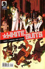 WHITE SUITS #1 New Bagged