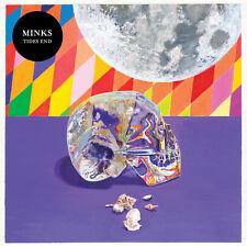 Minks - Tides End [New CD]