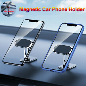 360° Magnetic Car Mobile Phone Holder Stand Mount For iPhone Samsung Universal