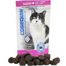 Nutramax 60 Count Cosequin Capsules for Cats Soft Chews