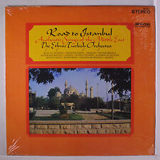 ETHNIC TURKISH ORCHESTRA: Road To Istanbul LP (shrink) International