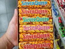 15pcs SilverQueen Milk Chocolate MixFlavour AlmondCashew fruit&Nuts FREE AirMail