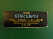Avon Star Signs Virgo bottle in original box (Ch2)