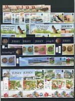 Jersey Jahrgang 2011 postfrisch MNH (GF14274