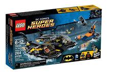 Lego DC Comics Super Heroes Batboat Harbour Pursuit 76034