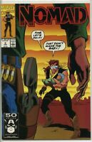Nomad 1990 series # 3 very fine comic book