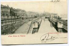 CPA - Carte Postale - Belgique - Liège - Ecluse de l'Evêché - 1903 (WB12744)