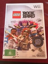 Lego Rock Band - Wii Edition - Includes Manual