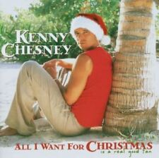 Kenny Chesney - All I Want For Christmas Is A Real Good Hellbraun - CD