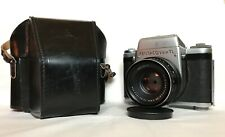 SERVICED & TESTED PENTACON SIX TL WITH MC BIOMETAR 2.8/80 NICE CONDITION