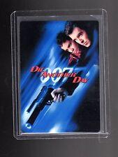 James Bond Archives Final Edition CT1 Case Topper card