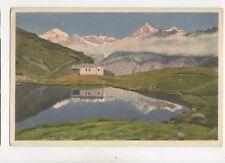 Dent Blanche & Gabelhoerner [15166] Switzerland 1953 Postcard Gyger 318b