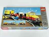 LEGO Railway 7735 Freight Train Set NEW SEALED Vintage RARE Legoland Town